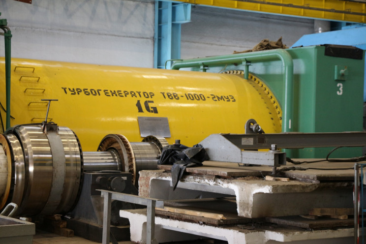 Польская компания отремонтирует турбоген…
